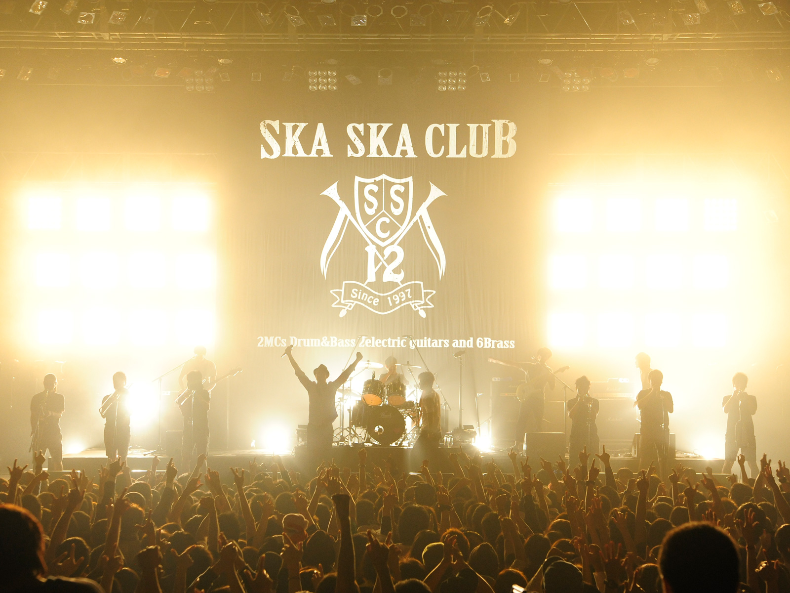SKA SKA CLUB official website
